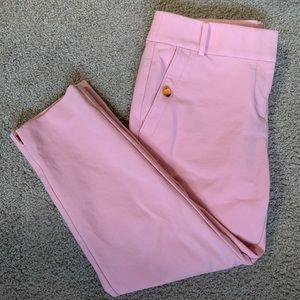 Pink Loft Riviera Pants